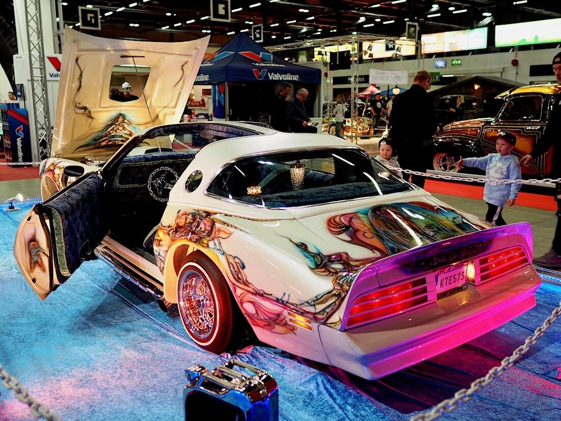 1978 Pontiac Trans Am custom. Kuva: Kai Lappalainen. Lisenssi: CC-BY-40.
