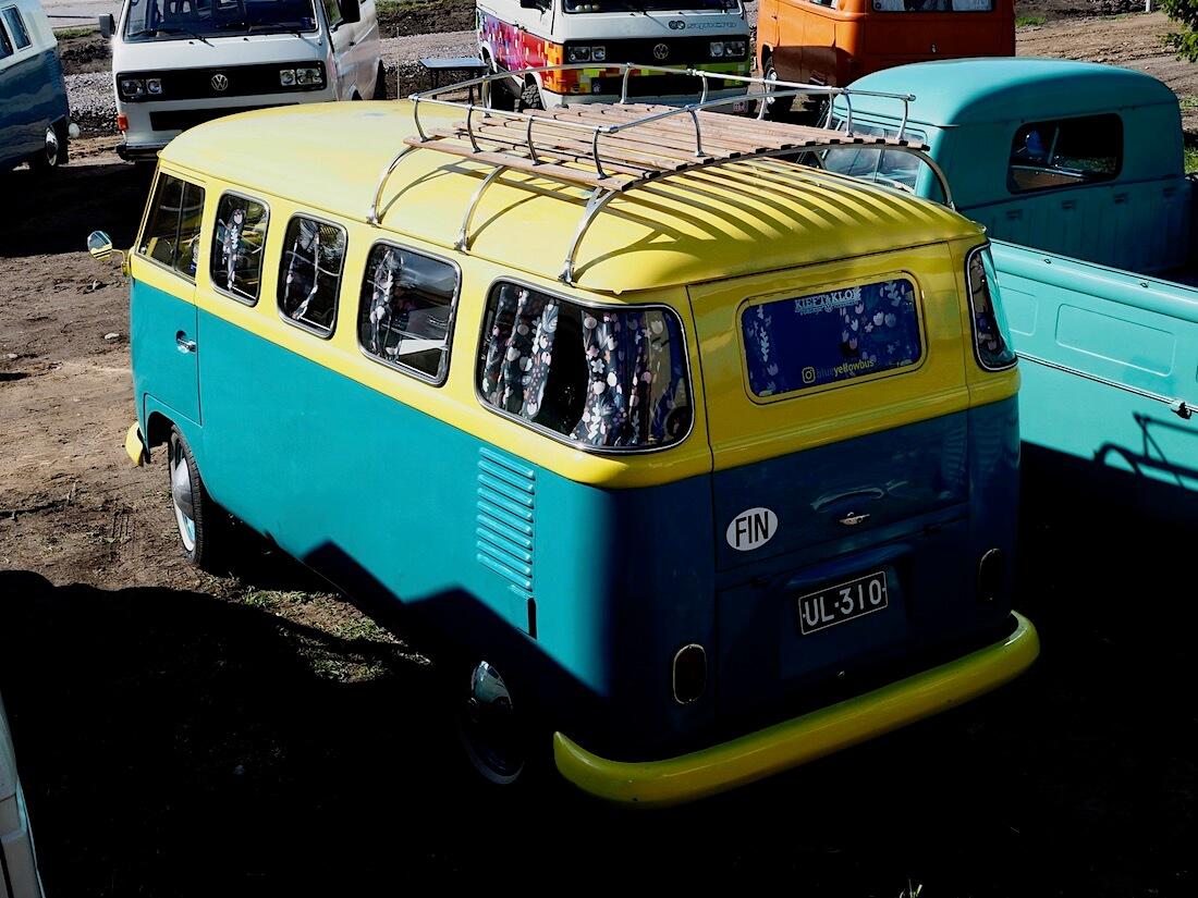 1962 Volkswagen Wiima junakeulabussi. Kuva: Kai Lappalainen. Lisenssi: CC-BY-40.