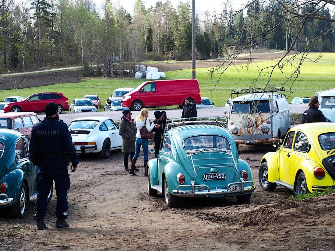 Harrasteparkki Espoon Automuseolla. Kuva: Kai Lappalainen. Lisenssi: CC-BY-40.