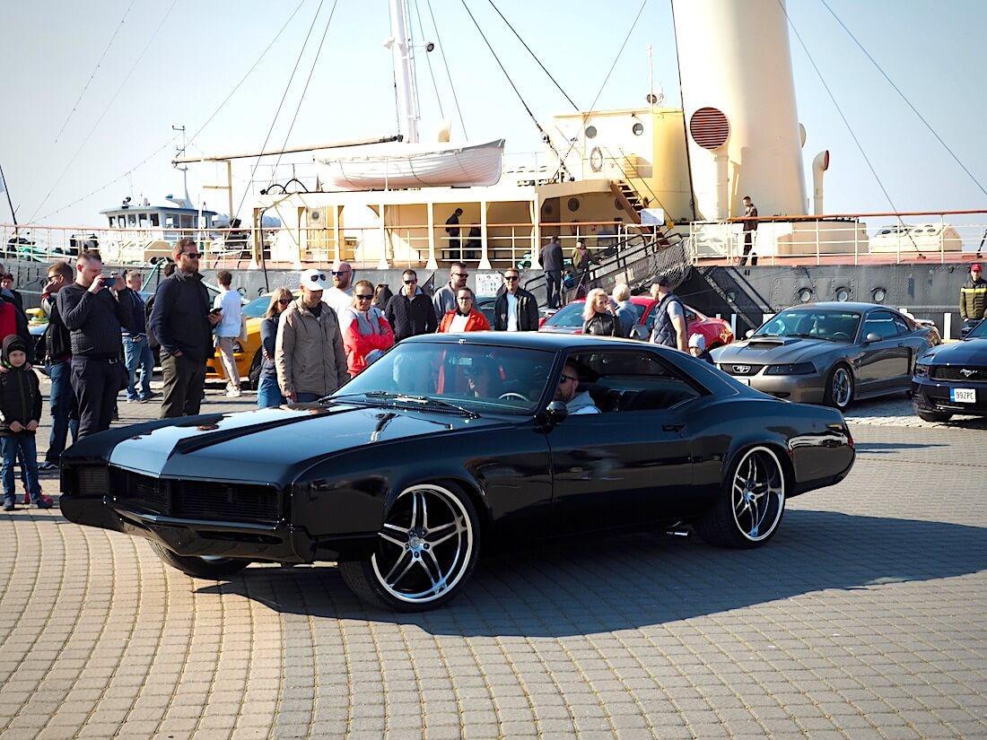 1966 Buick Riviera 2d Sport Coupe Hardtop Custom. Kuva: Kai Lappalainen. Lisenssi: CC-BY-40.