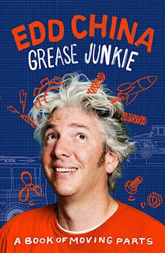 Grease Junkie: The book of moving parts. Kuva ja copyright: Grease Junkie