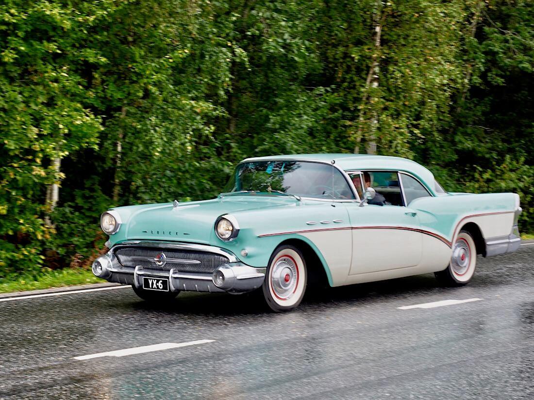 1957 Buick Special 2d HT 364cid Nailhead V8