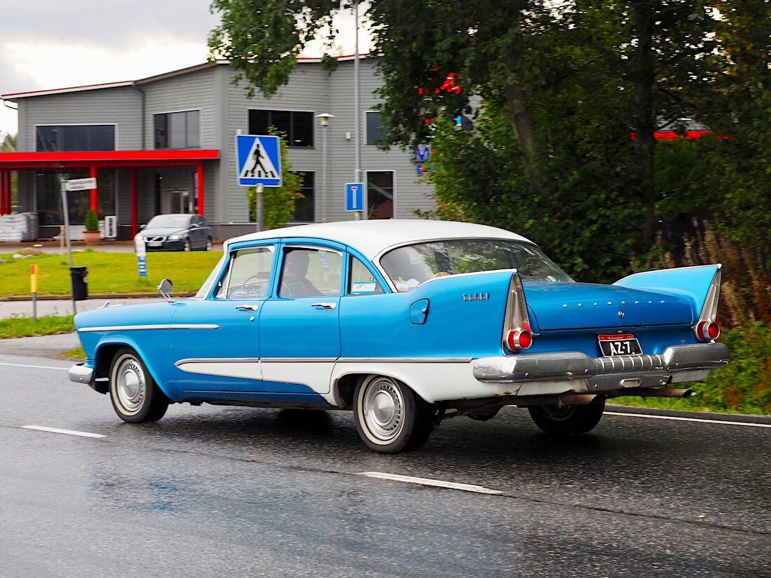 1958 Plymouth Savoy 318cid V8 4d sedan
