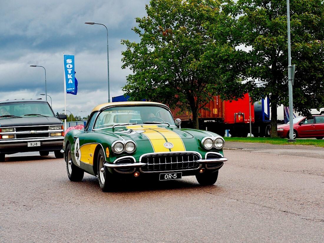 1959 Chevrolet Corvette museoauto