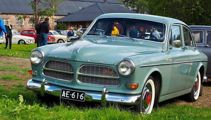 1962 Volvo Amazon B18