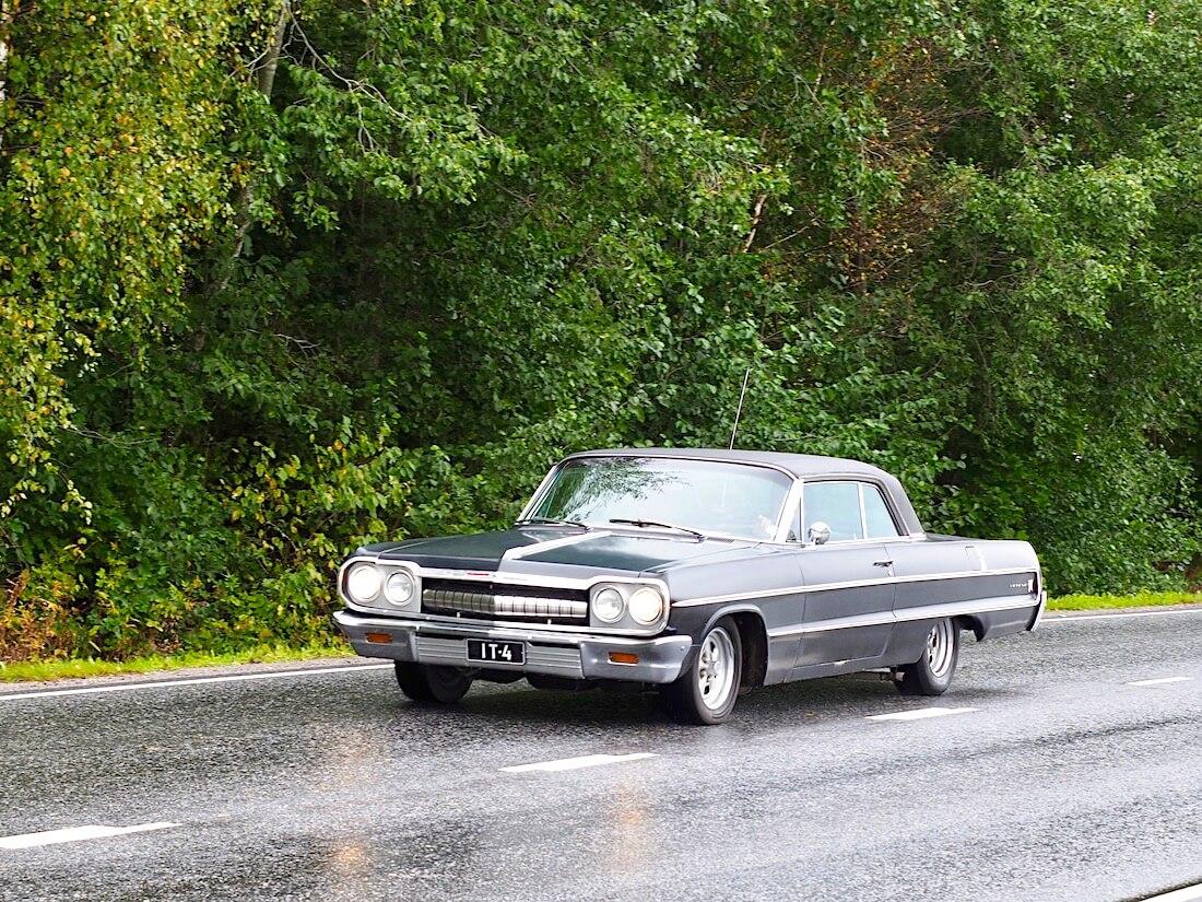 1964 Chevrolet Impala L6 2d Sport Coupe
