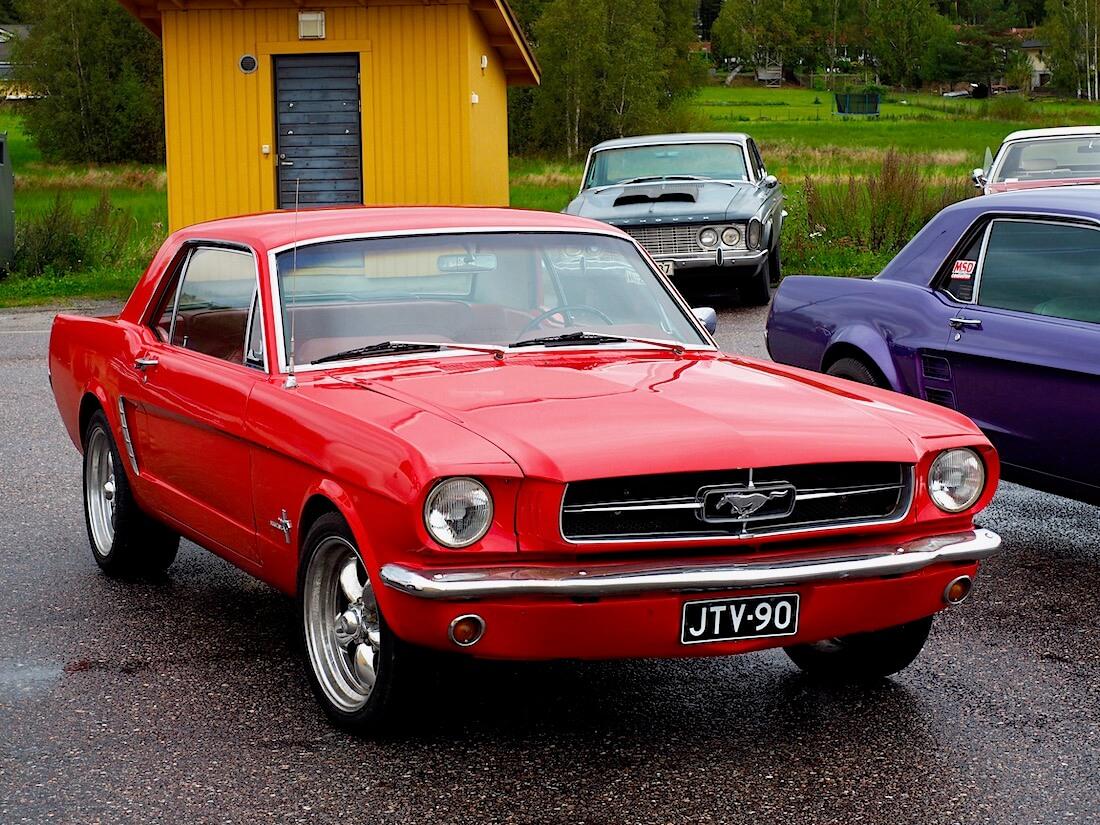 1964½ Ford Mustang 302cid V8