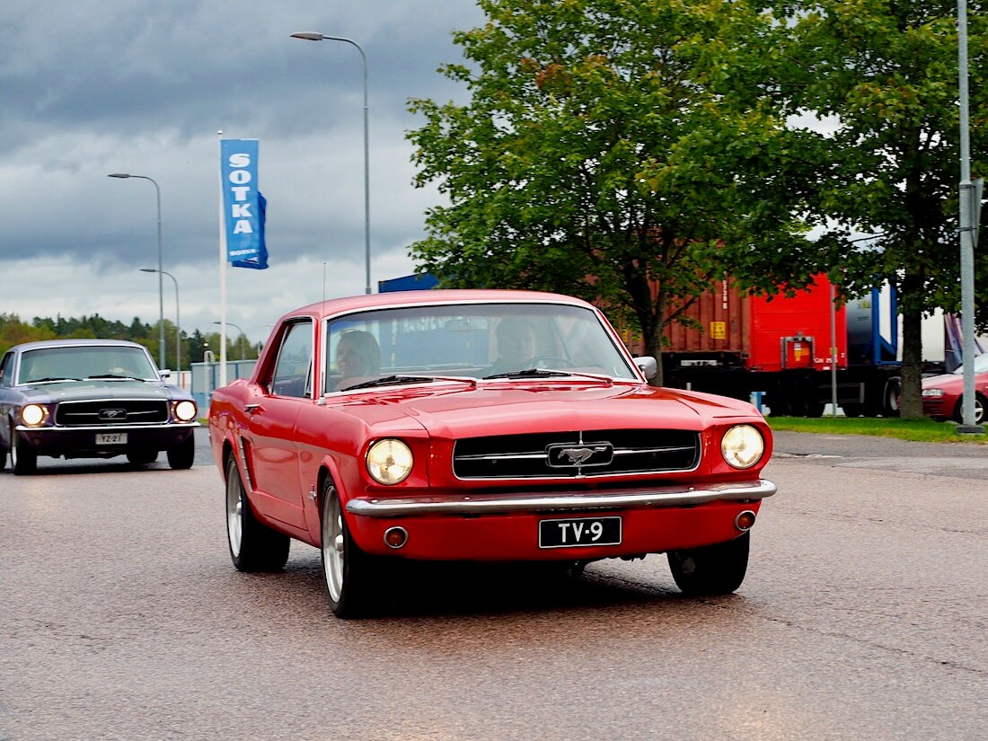1964 Ford Mustang 2d HT
