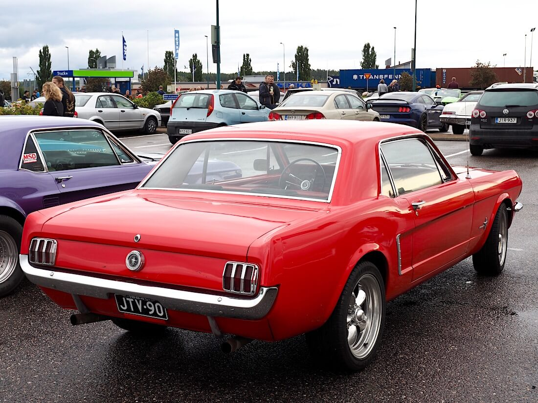 1964 1/2 Ford Mustang 302cid V8