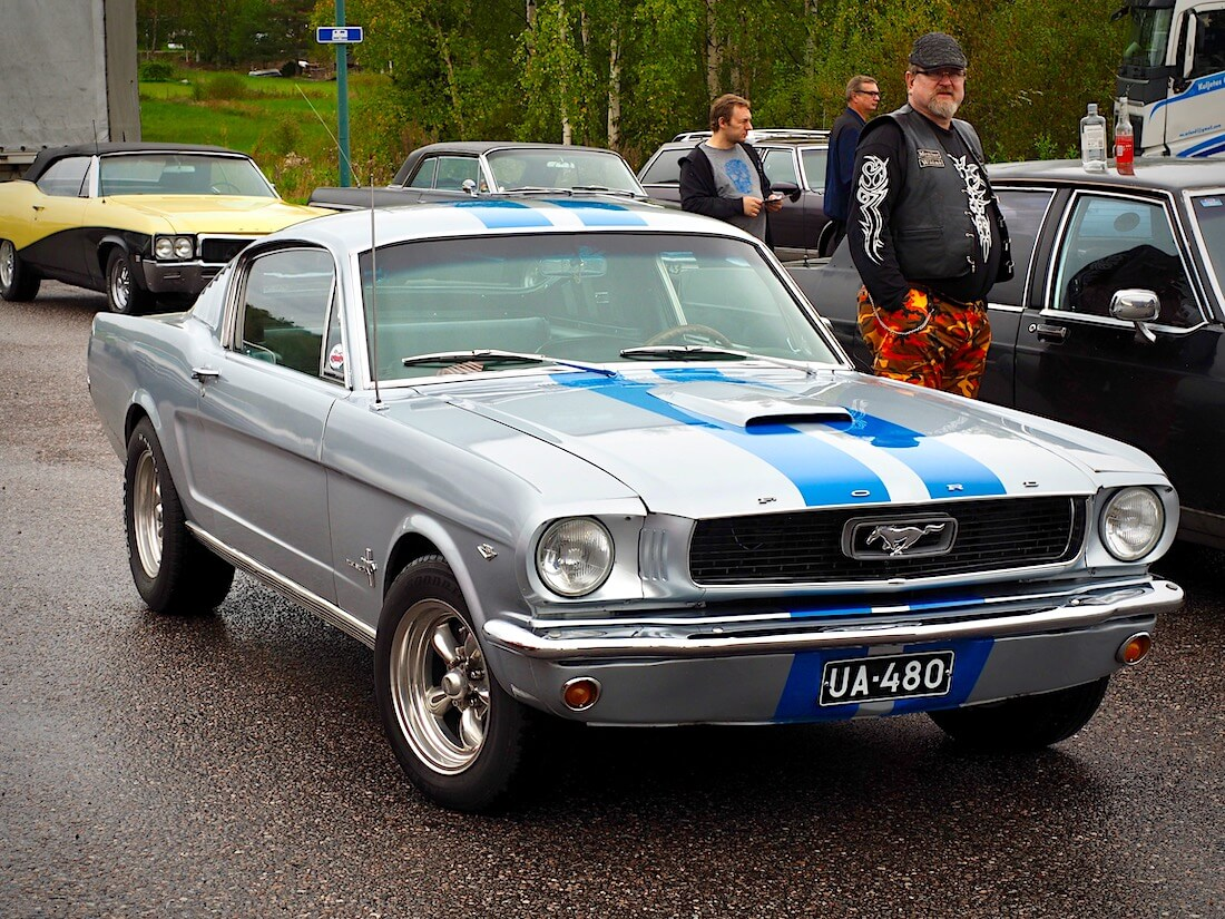 1966 Ford Mustang Fastback 289cid