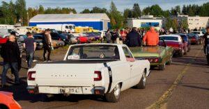1968 Plymouth Valiant RHD pickup Malmilla