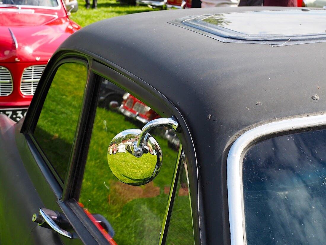 1969 Volvo customin yksityiskohtia