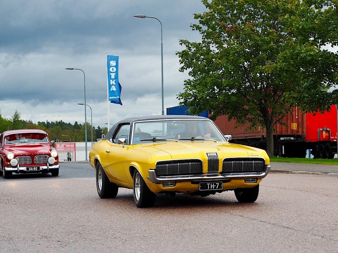1970 Mercury Cougar 351cid