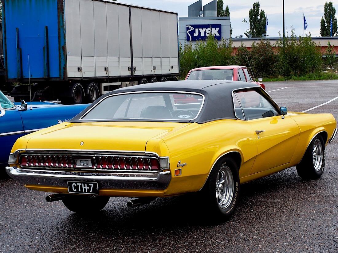 1970 Mercury Cougar 351 parkissa