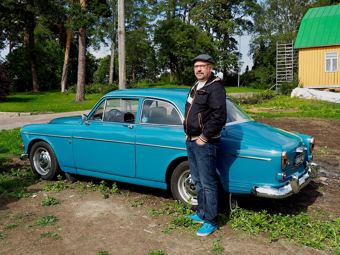 Timo Pessalan 1970 Volvo Amazon
