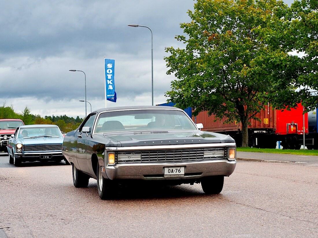 1971 Chrysler Imperial LeBaron 2dHT 440cid