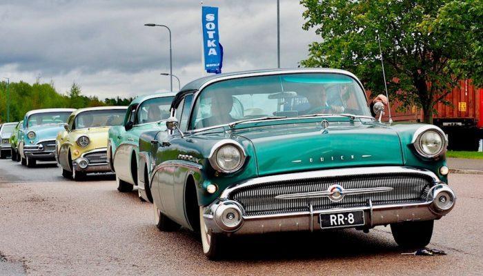 1957 Buick Super Riviera 364cid Nailhead V8.