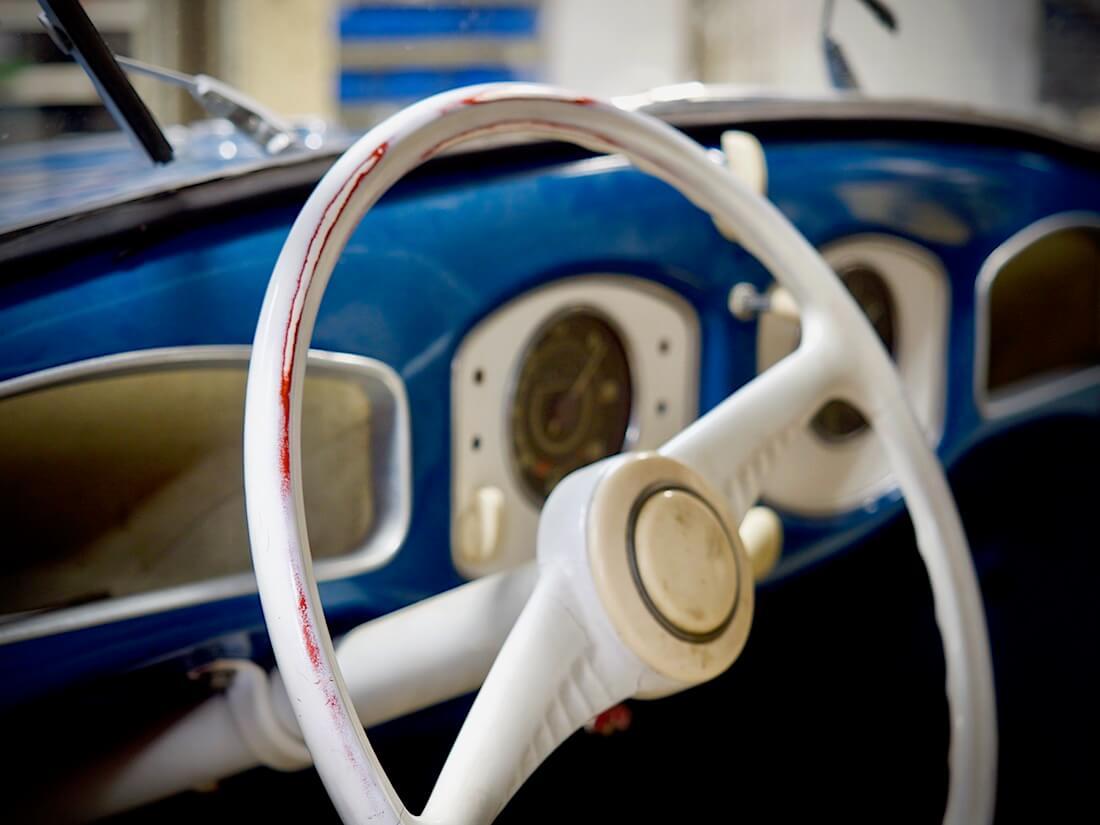 1951 VW kuplan ratti