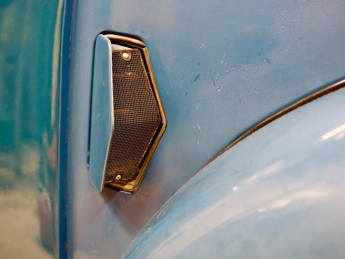 1951 VW kuplan reumaluukku