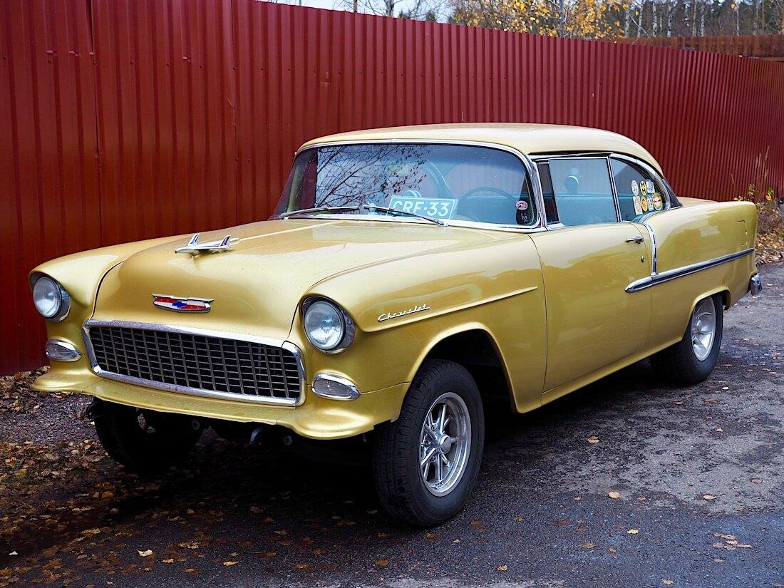 Gasser-henkinen 1955 Chevy