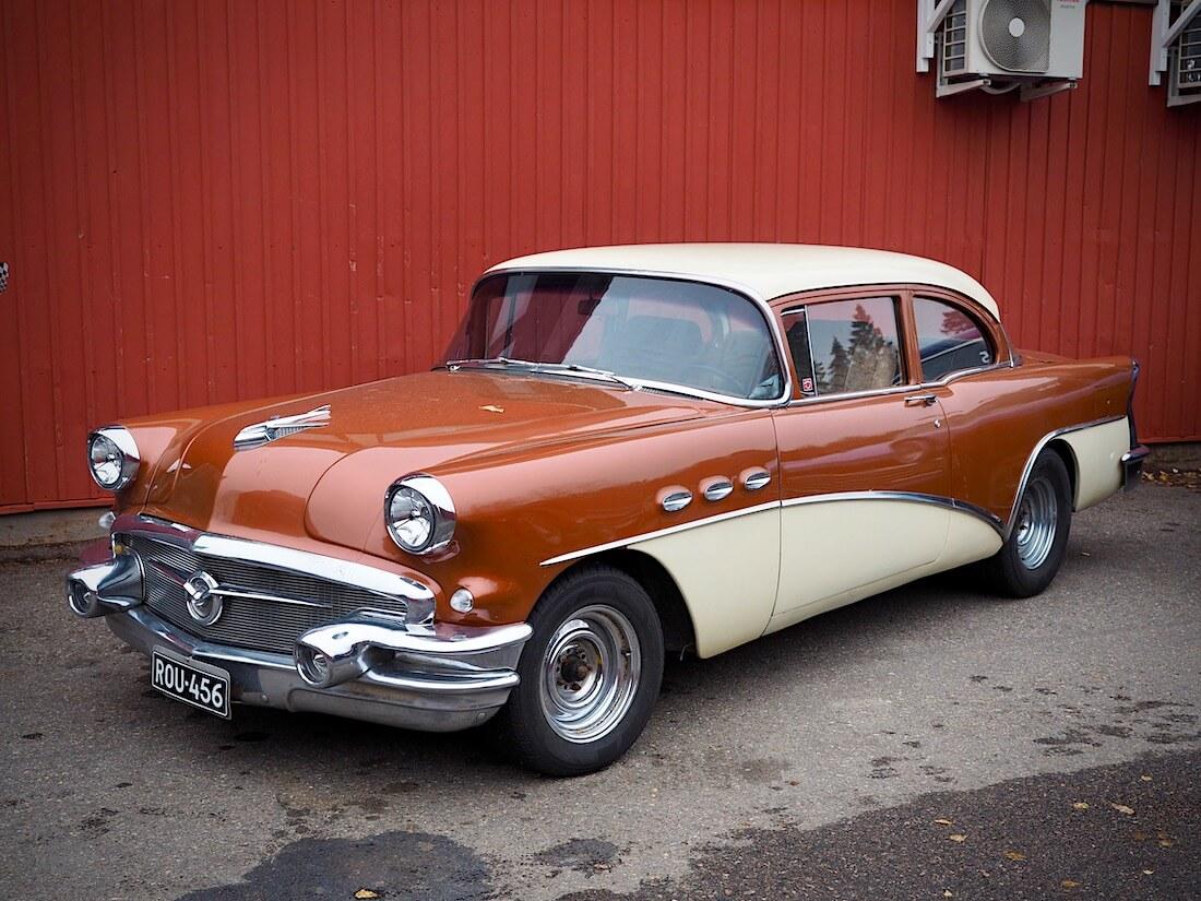 1956 Buick Special 2d Sedan