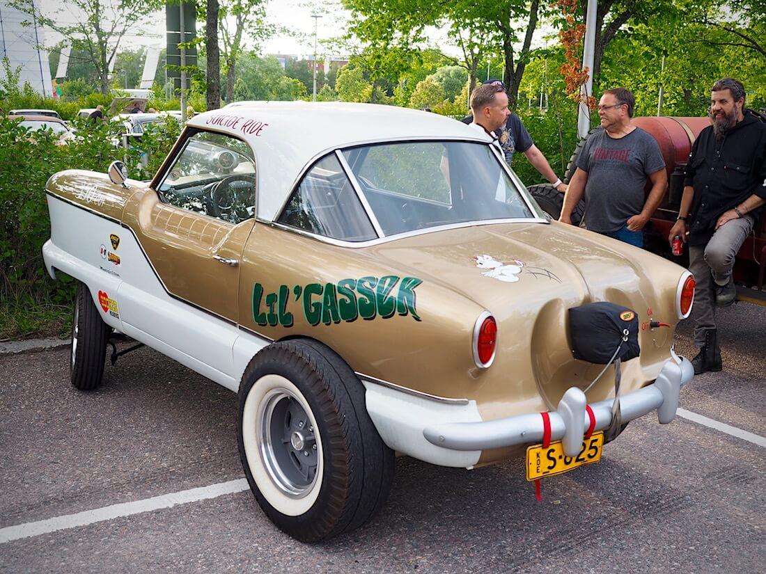 1956 Nash Metropolitan Gasseri