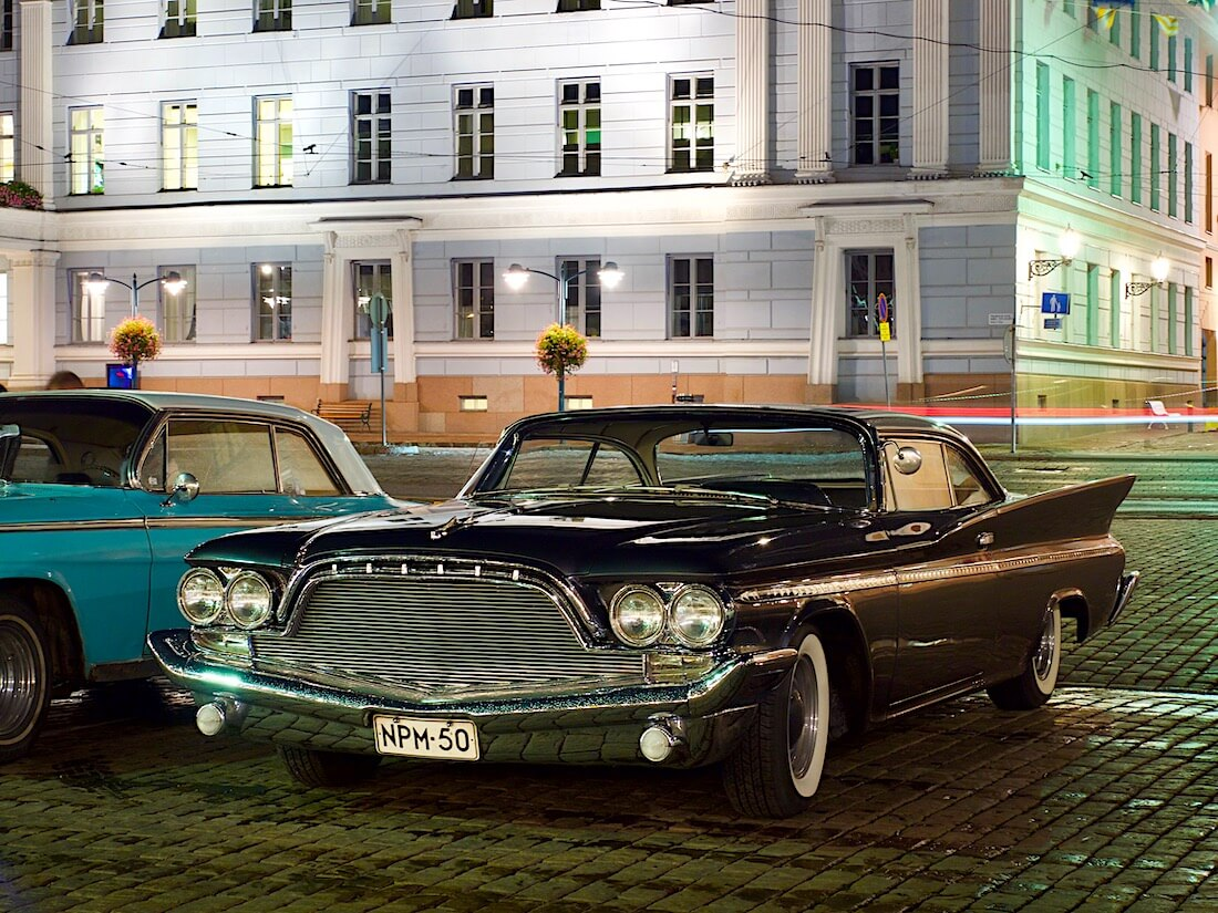 1960 DeSoto Fireflite 440cid V8