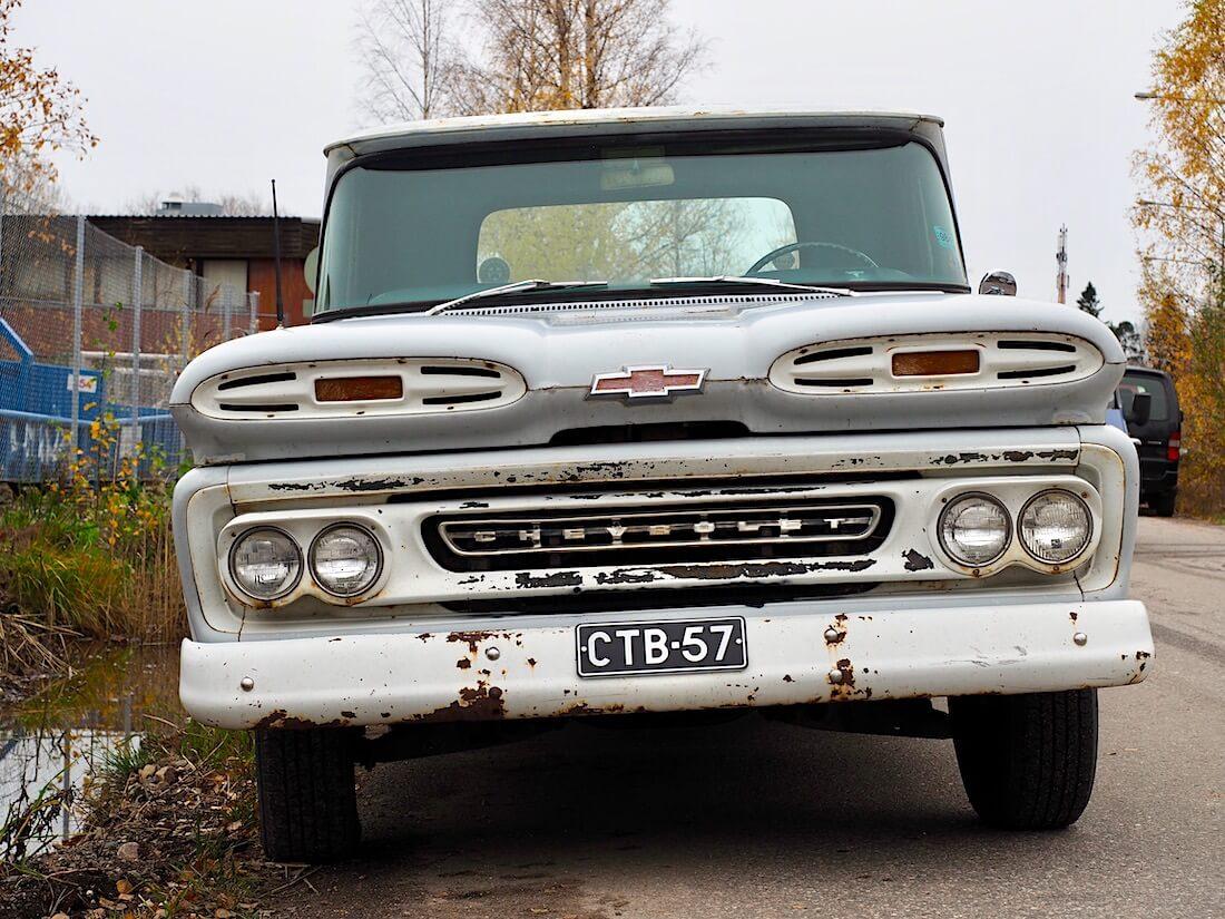 1961 Chevrolet Apache C10 1/2ton pickup
