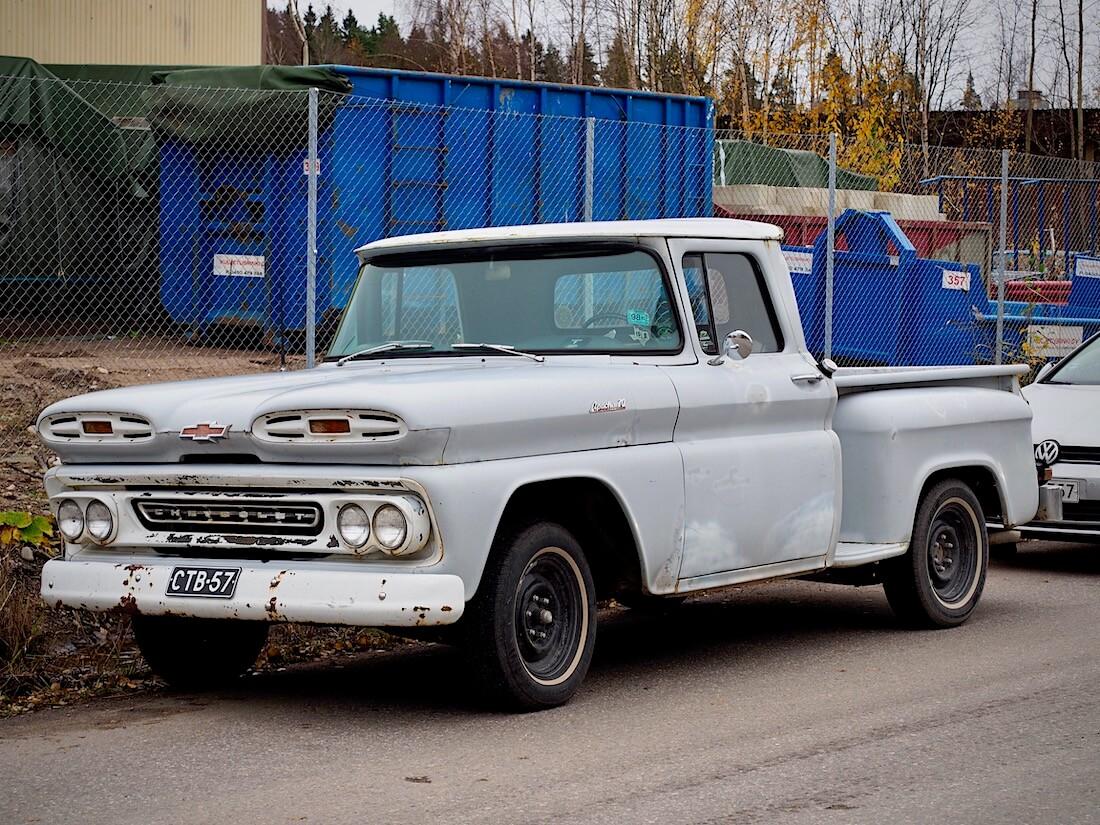 1961 Chevrolet Apache C10 2wd pickup