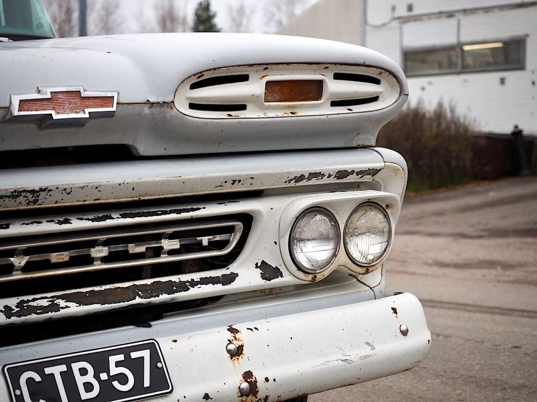 1961 Chevrolet Apache C10 ajovalot