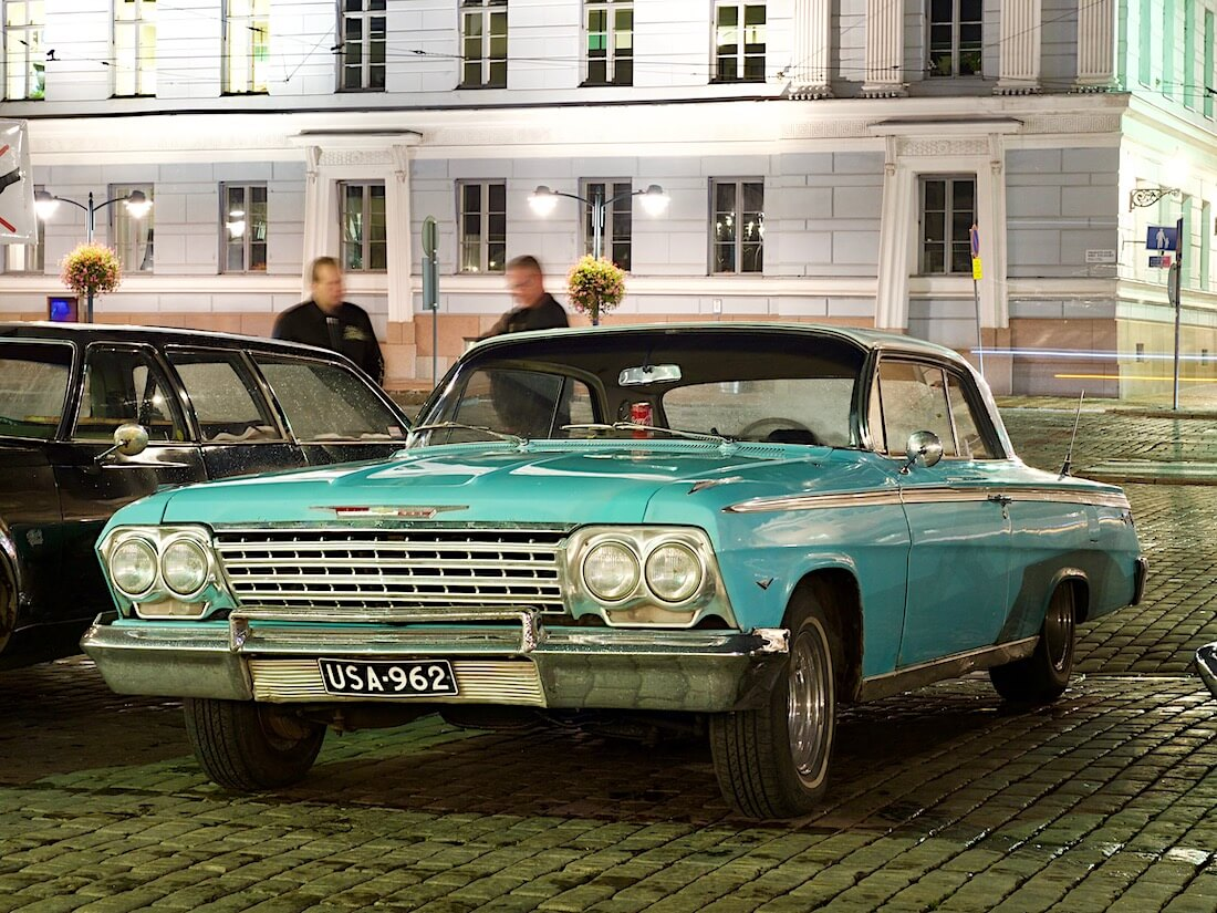 1962 Chevrolet Impala V8 327cid Sport Coupe
