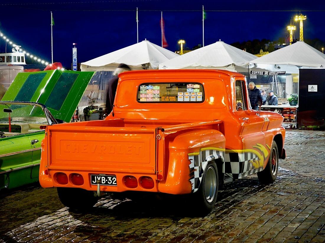 1963 Chevrolet C20 Custom V8