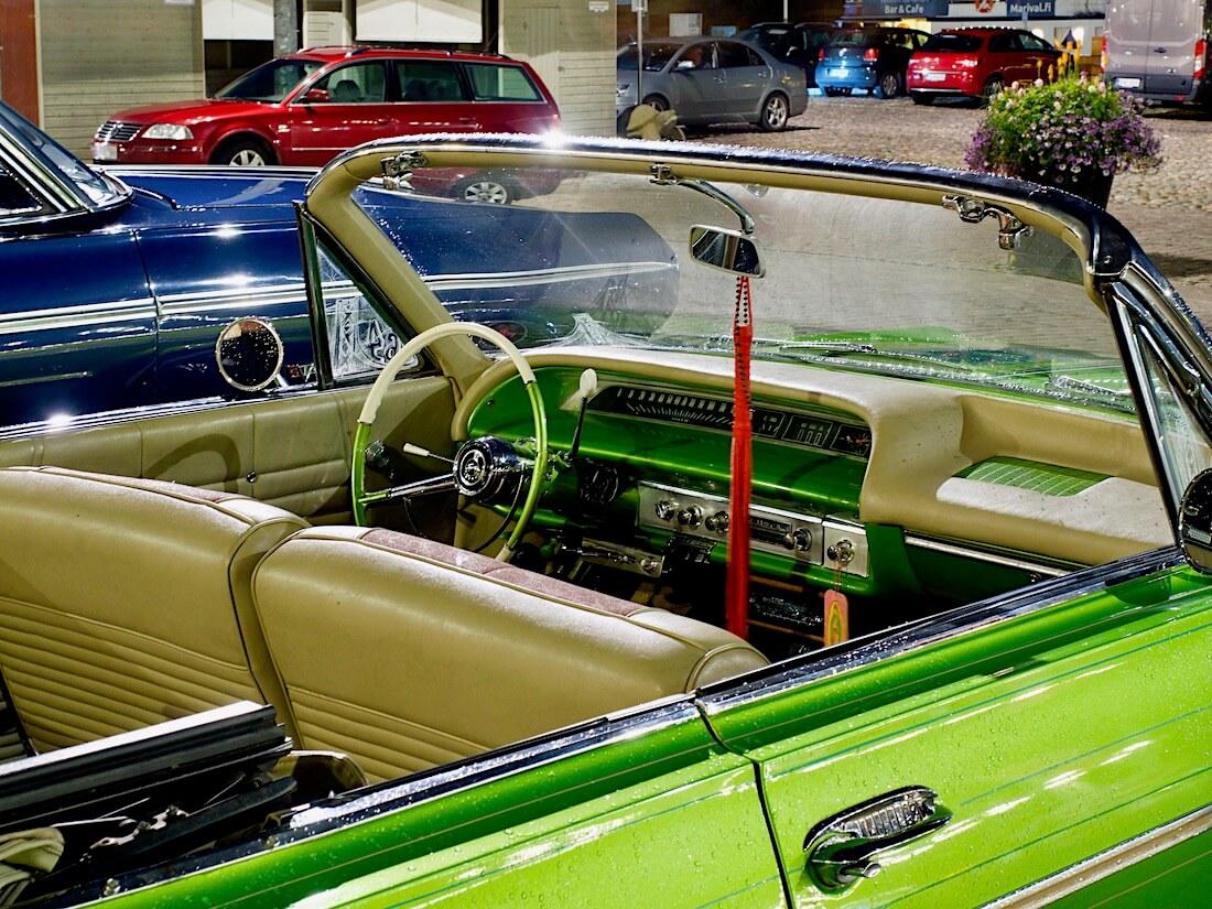 1964 Chevrolet Impalan sisustus