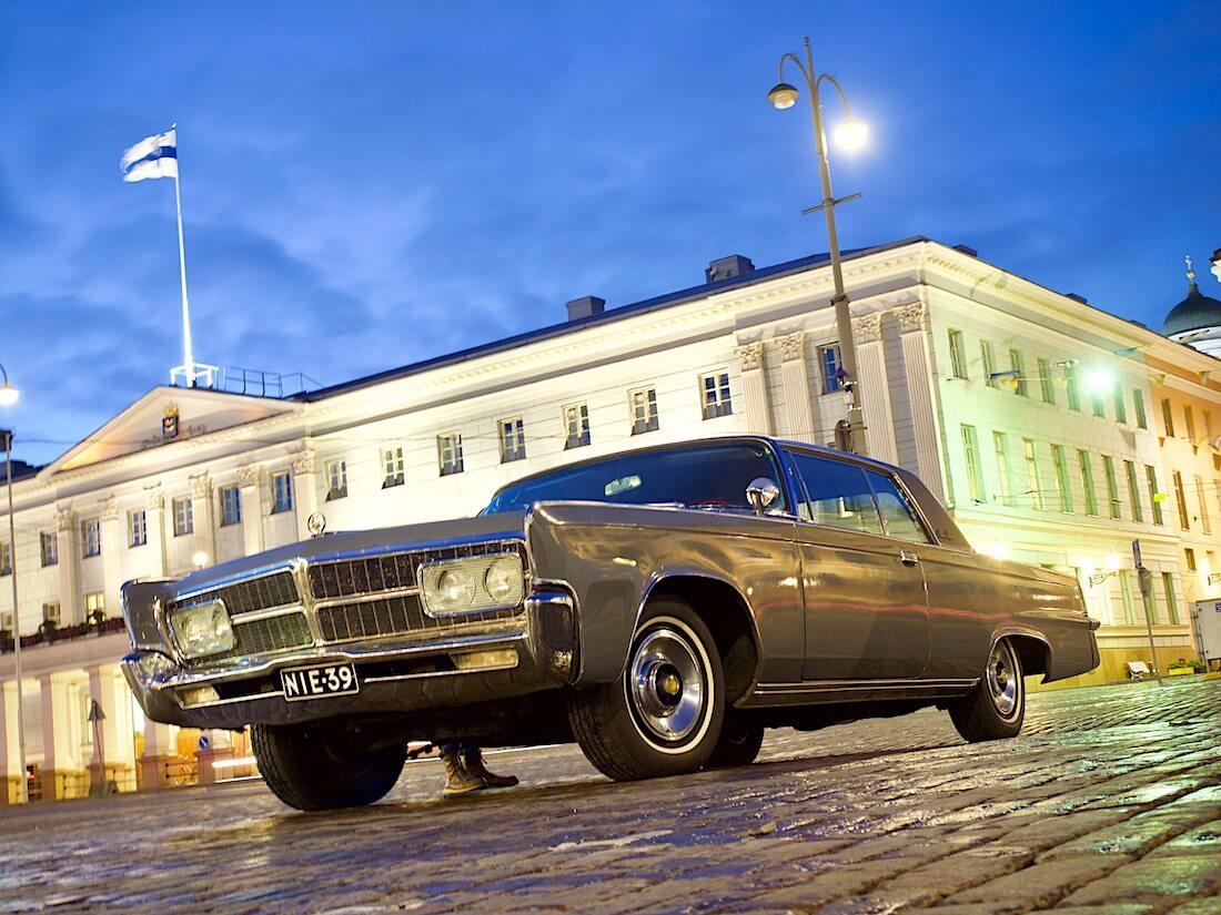 1965 Imperial 413cid V8 luksusauto