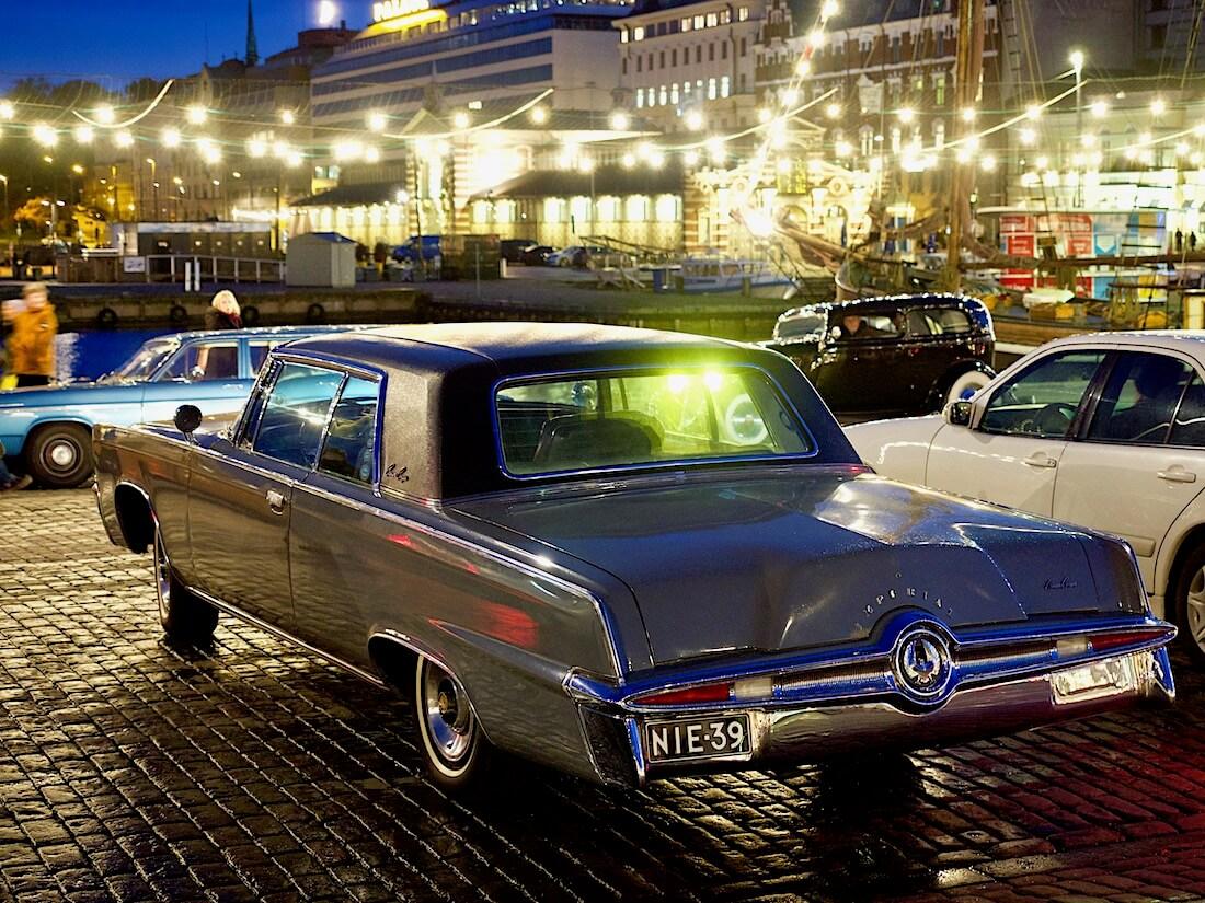 1965 Imperial Crown 413cid V8 edustusauto