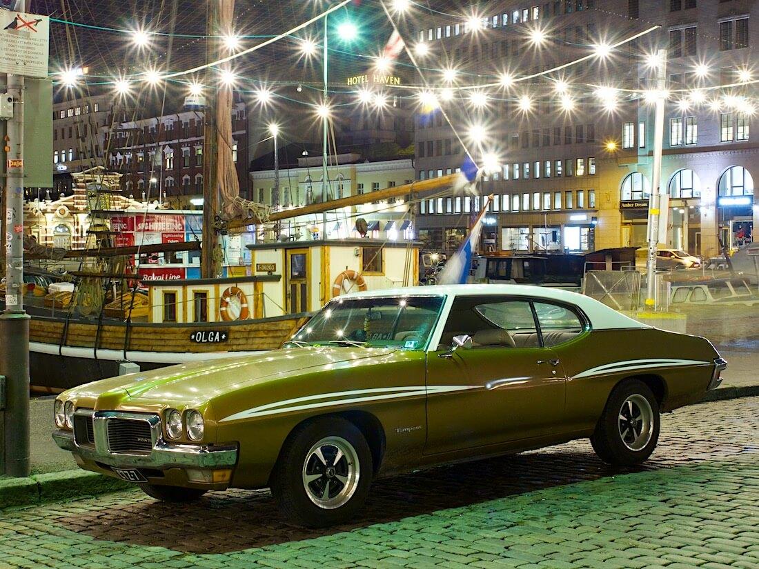 1970 Pontiac Tempst 2d HT coupe 350cid