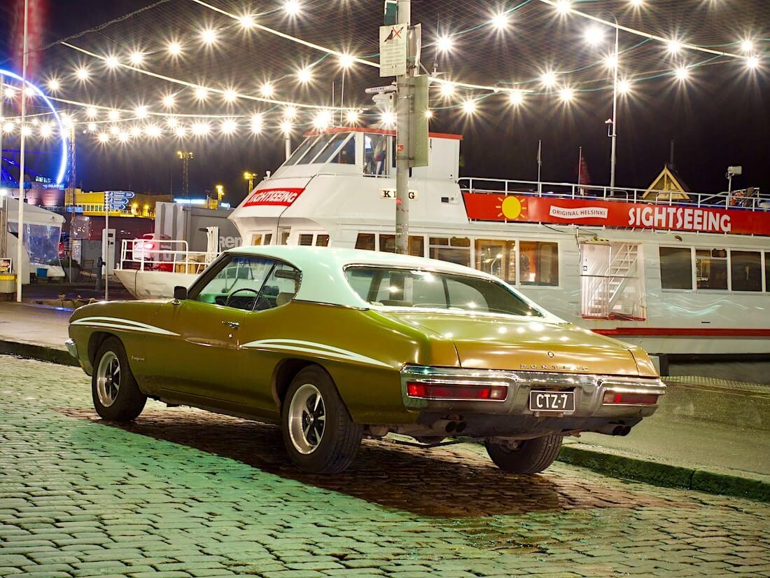 1970 Pontiac Tempest T-37 350cid V8