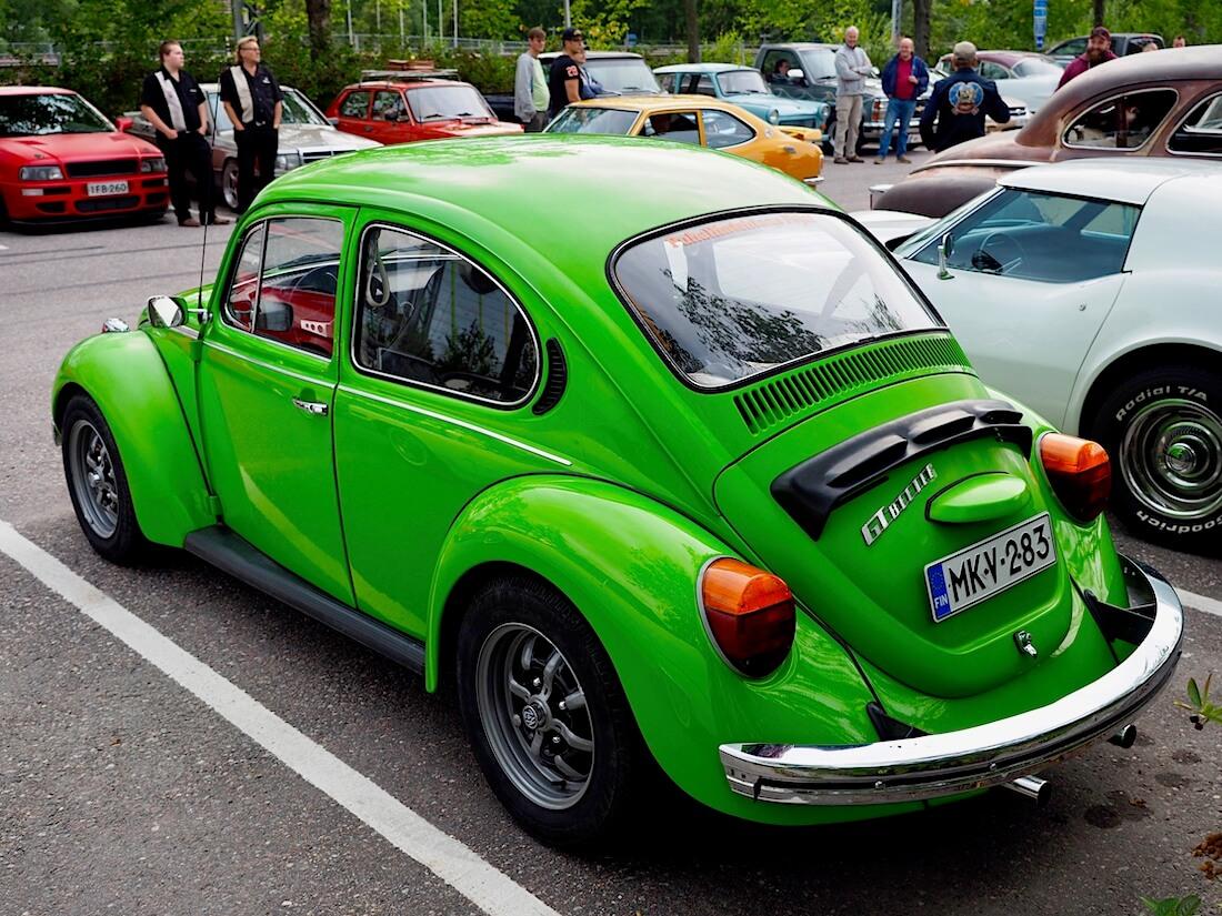 "Omenan vihreä 1973 Volkswagen 1303S ässäkupla ""GT Beetle"""