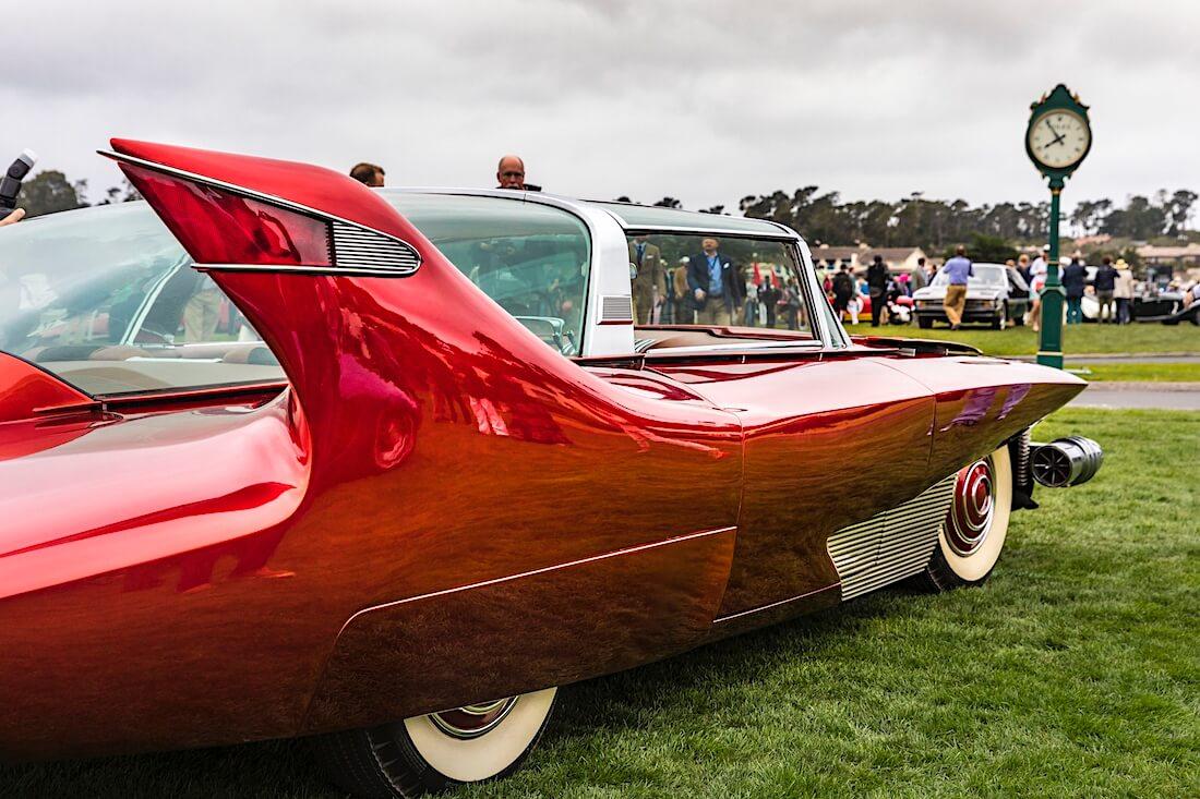 1960 DiDia 150 autonäyttelyssä