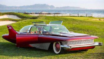 1960 DiDia 150 custom coupe