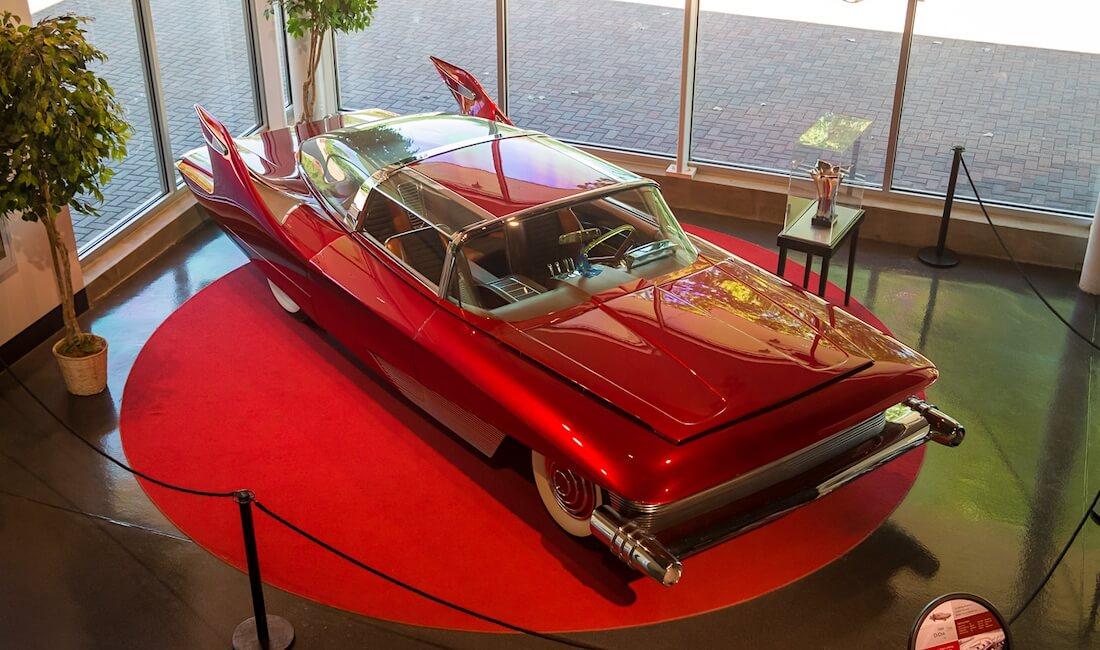 1960 DiDia 150 St. Louisin Liikennemuseossa