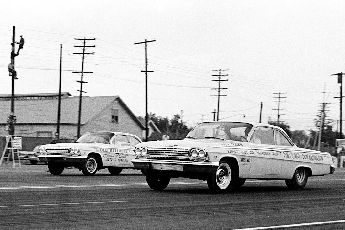 1961 Chevrolet Impala Bubbletop 409cid