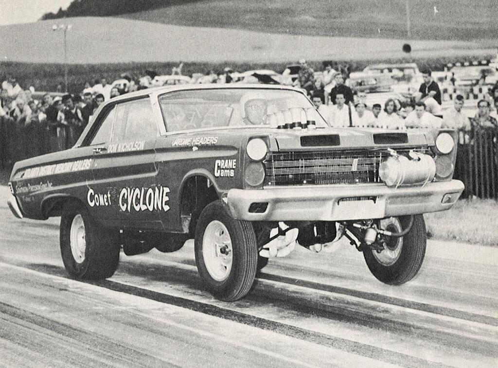 1965 Mercury Comet Dyno Don