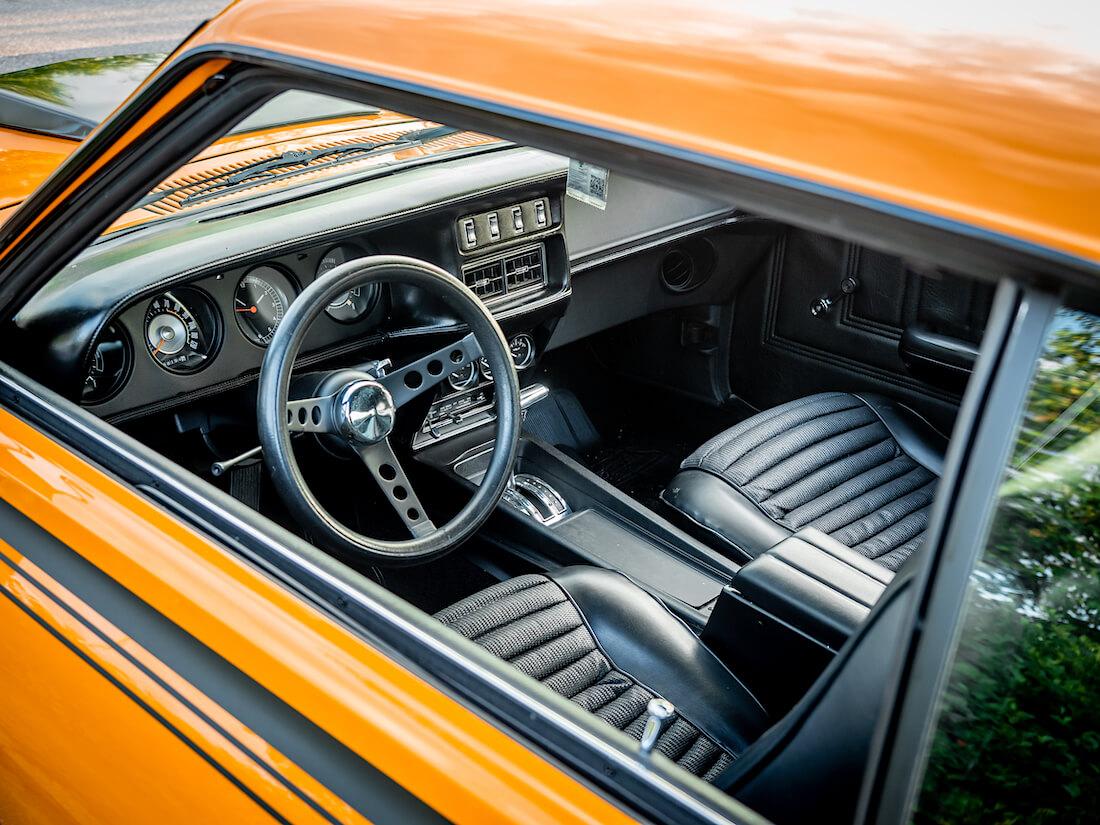 1970 Mercury Cougar XR-7 sisusta
