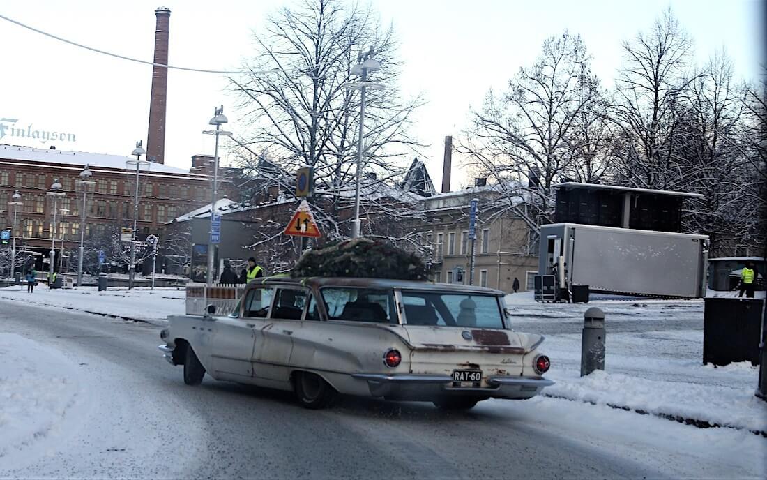 Tampereen Pukkicruising