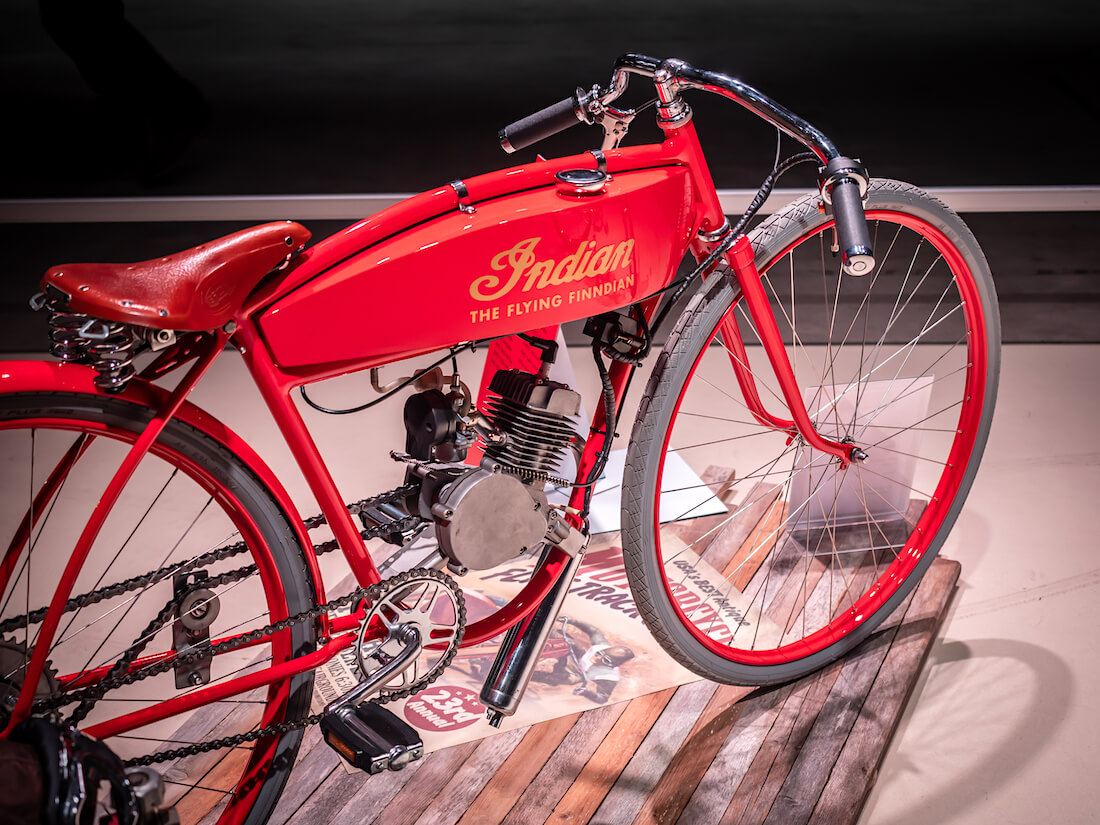 1910 Indian Board Racer Replica