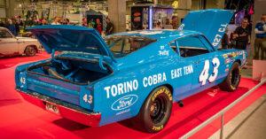 1969 Ford Torino Cobra NASCAR-klooni