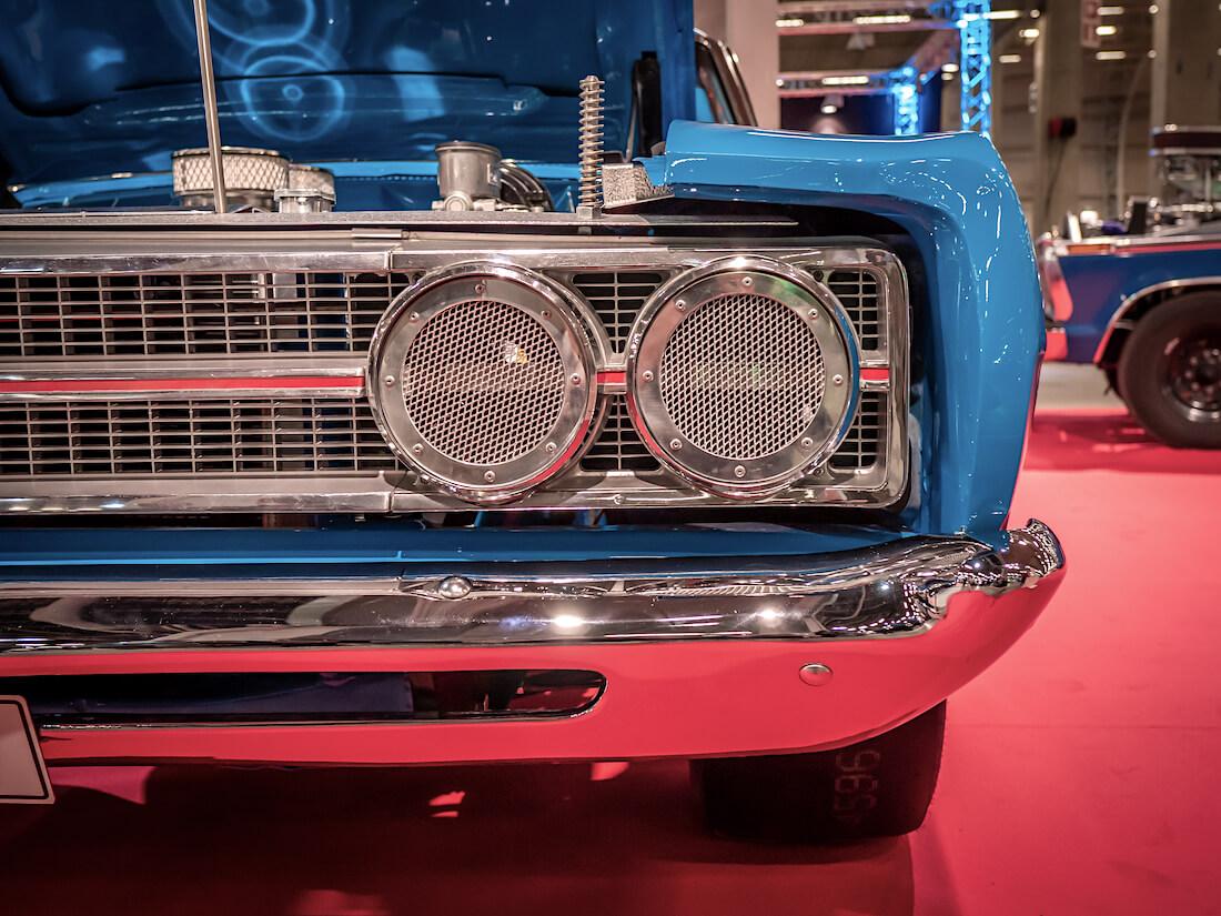 1969 Nascar Ford Torino Cobra keula