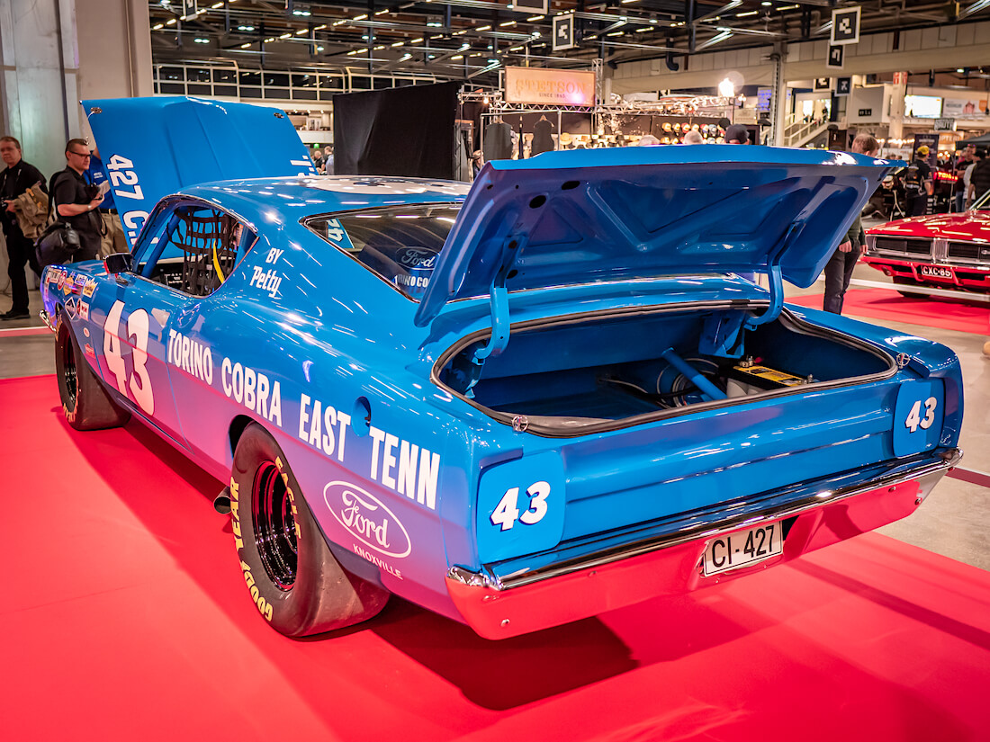 1969 Ford Torino Richard Petty