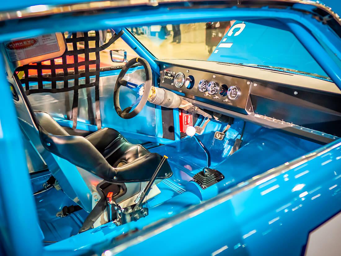 1969 Richard Petty Ford Torinon ohjaamo
